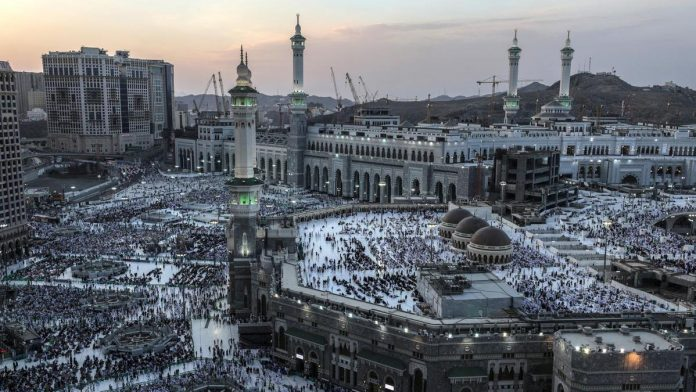 L'Arabie saoudite invite les musulmans à apercevoir lundi le croissant de Dhul-Hijjah
