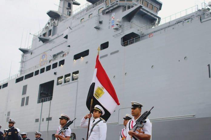 L'Egypte défie la Turquie et Israël pour devenir la marine la plus puissante de la Méditerranée