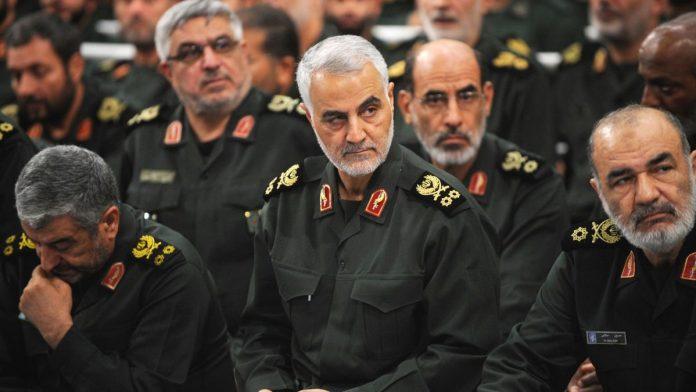L'Iran annonce la production d'un film sur Qassem Soleimani
