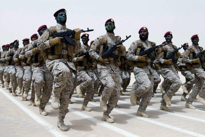 La France ouvre un centre de formation pour des militaires saoudiens aux frais du contribuable
