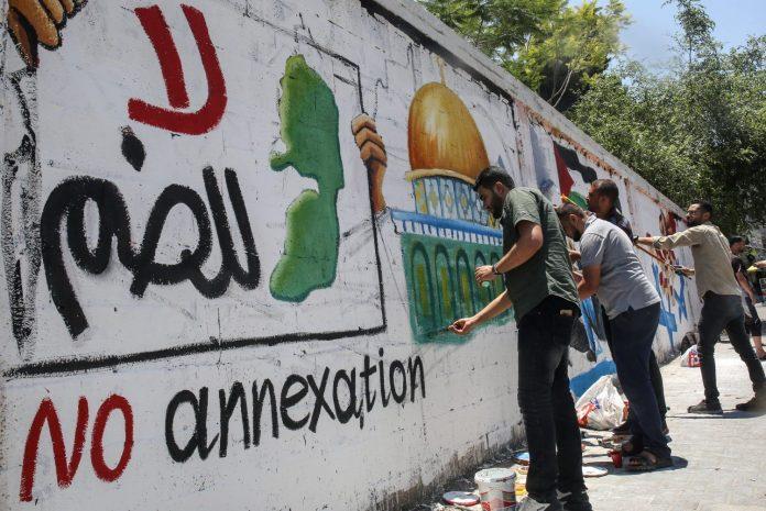 La Jordanie, l'Allemagne, la France et l'Égypte ne reconnaitront pas l'annexion israélienne