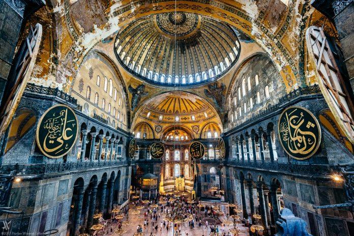 La Turquie envisage de transformer Sainte-Sophie en mosquée, un église russe qualifie le projet « d'inacceptable »