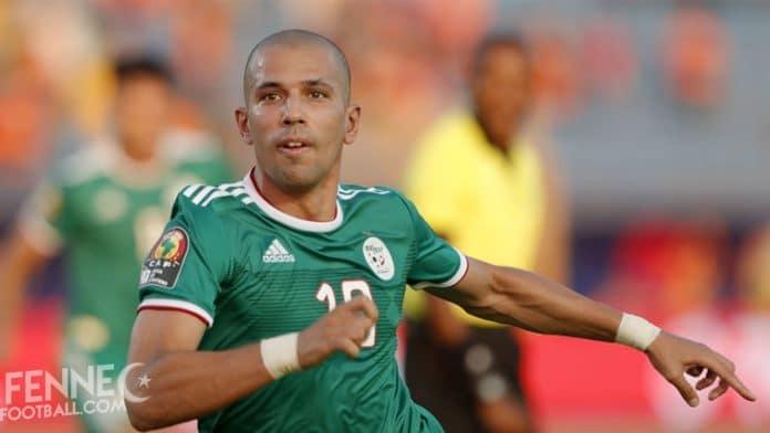 Le footballeur franco-algérien Sofiane Feghouli, s'engage auprès des Ouïghours