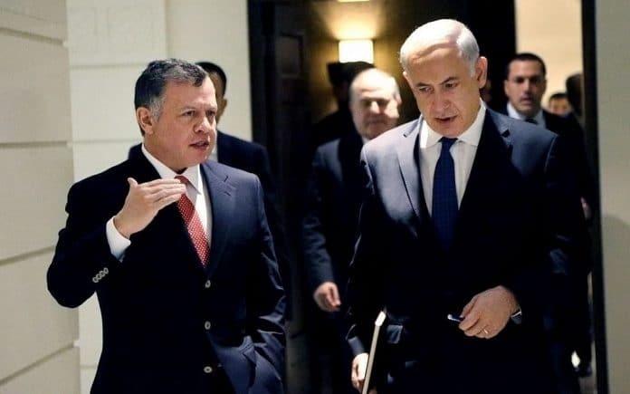 Le roi de Jordanie avertit que le plan d'annexion d'Israël met en péril la paix régionale