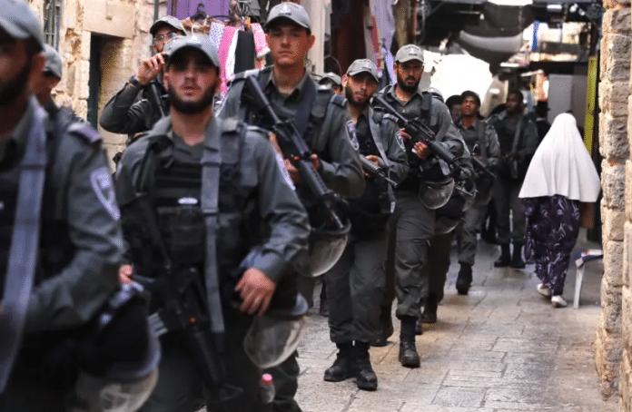 L'ensemble du Moyen-Orient est menacé par l'occupation israélienne