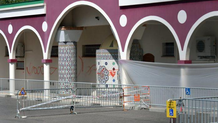 Lot-et-Garonne : la Mosquée d'Agen visée par des tags dont une croix gammée