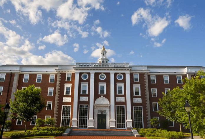 L'université de Harvard lance son