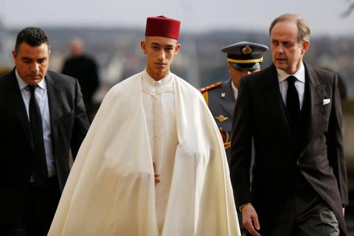 Maroc : Le prince Moulay El Hassan, fils du Roi Mohammed VI, a décroché son Bac