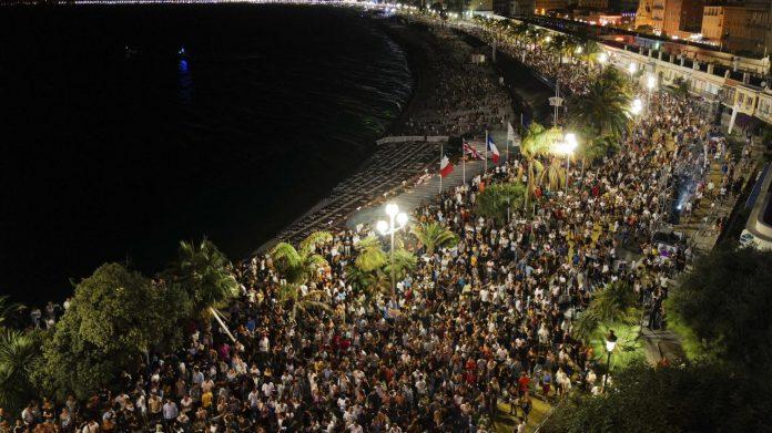 Nice : Vives polémiques suite au concert en plein air ayant réuni 5 000 personnes