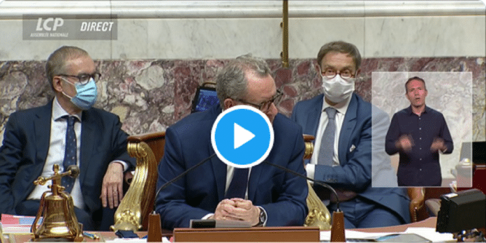Ouïghour : Un député de l'Assemblée Nationale dénonce en direct le génocide