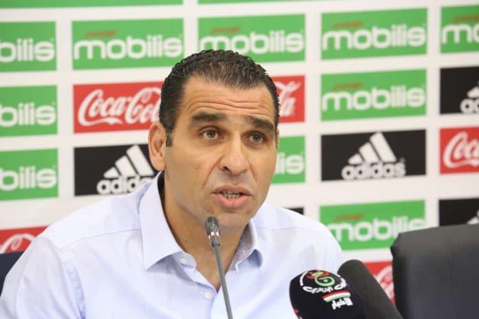 Selon le Président de la Fédération algérienne, Benzema est