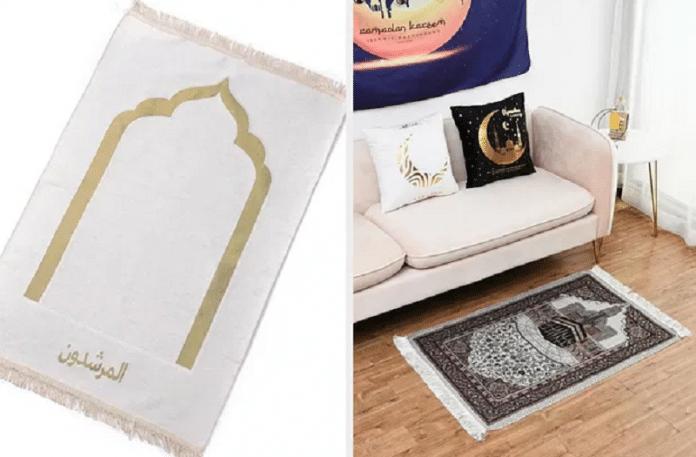 Shein vend des tapis de prière avec la Kaaba comme tapis pour chat puis s'excuse
