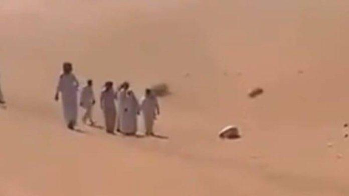 Un Saoudien porté disparu retrouvé mort prosterné dans le désert (1)