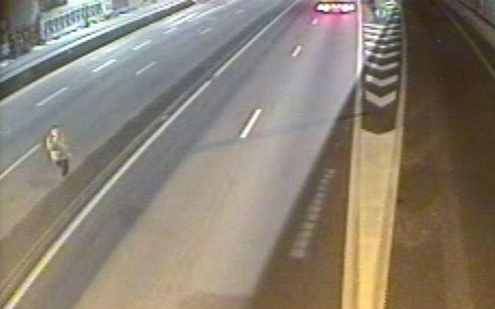 Val-de-Marne - les caméras filment les dernières minutes de Nabil tué sur l'autoroute