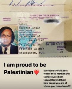 Instagram censure un post de la mannequin Bella Hadid en hommage à la Palestine, elle réplique