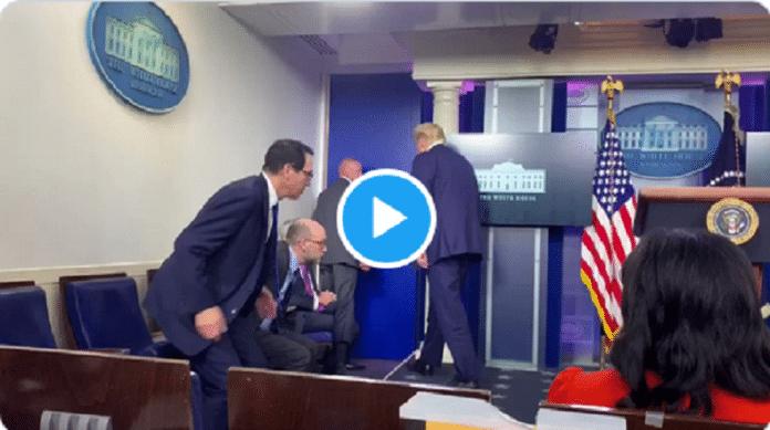 États-Unis : évacuation d'urgence de Donald Trump suite à des tirs à l'extérieur de la Maison Blanche