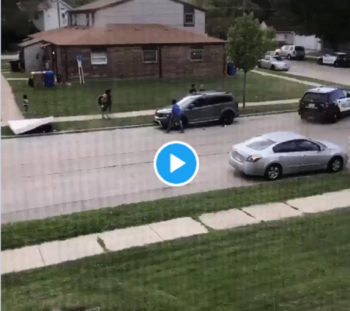 États-Unis : Témoignage exclusif de l'homme ayant filmé la fusillade de Jacob Blake