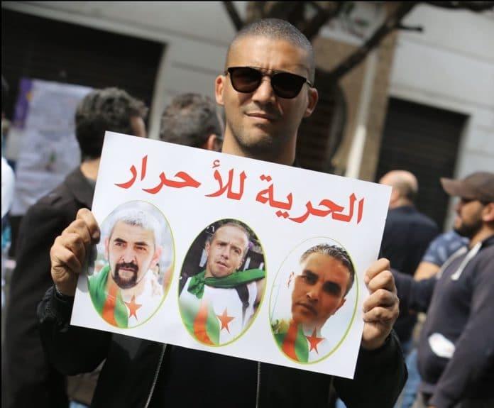 Algérie - les journalistes occidentaux s'unissent pour défendre Khaled Drareni condamné à 3 ans de prison