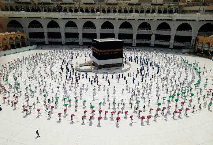Aucun cas de COVID-19 détecté parmi les pèlerins du Hajj, le nombre d'infections continue de baisser