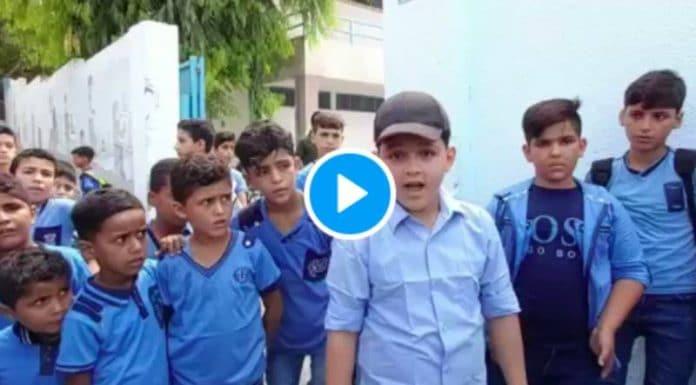 Bella Hadid diffuse la vidéo d'un jeune rappeur palestinien de 11 ans - VIDEO