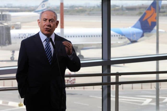 Benjamin Netanyahu annonce qu'Israël prépare des vols directs vers les EAU au-dessus de l'Arabie saoudite