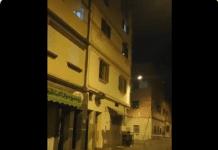 Casablanca : Une maison avec des habitants s'effondre sous le regard impuissant des voisins - VIDEO