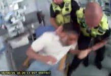 Choc - la police expulse violemment Rashid et Aliya au chevet de leur fille de six ans mourante dans un hôpital britannique