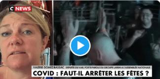 Coronavirus : Une députée LREM parle de reconfinement à la rentrée sur CNews
