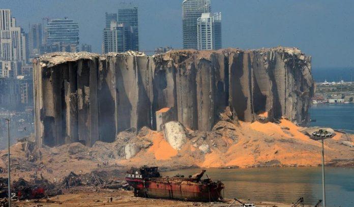Explosions de Beyrouth - le Koweït va reconstruire les silos de blé détruits dans le port libanais