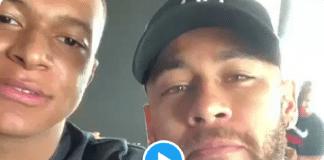 Football : Neymar et Mbappé réunis dans une vidéo pour soutenir un enfant atteint d'un cancer