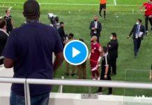 Football insulté par Romarinho, le joueur algérien Raïs M'Bolhi perd ses nerfs - VIDEO