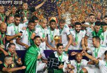 Football - l'Algérie 2019 élue meilleure équipe du 21ème siècle en Afrique