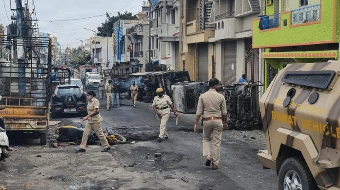 Inde : Émeutes à Bangalore après une publication jugée insultante sur le Prophète Mohammed