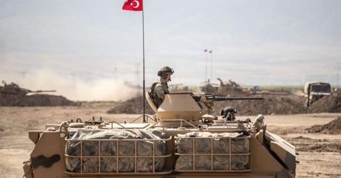 Irak : une frappe de drone turque tue deux hauts officiers irakiens