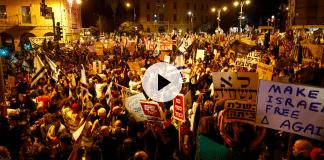 Israël Des milliers de manifestants réclament le départ de Benjamin Netanyahou devant sa résidence