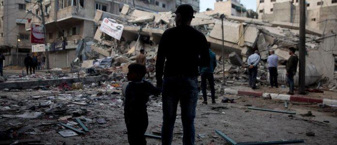 Israël bombarde Gaza pour le 10e jour consécutif