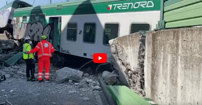 Italie : un Marocain endormi, se retrouve seul dans un train incontrôlable - VIDÉO