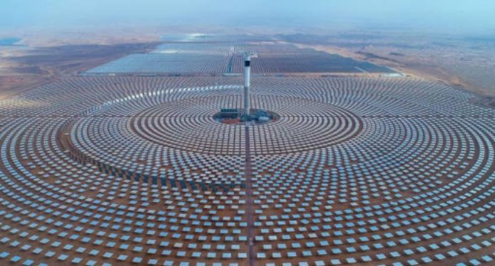 L'Algérie abandonne définitivement le projet «Desertec» (1)