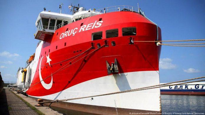 La Grèce appelle la Turquie à arrêter de nouvelles activités d'exploration gazière en Méditerranée orientale