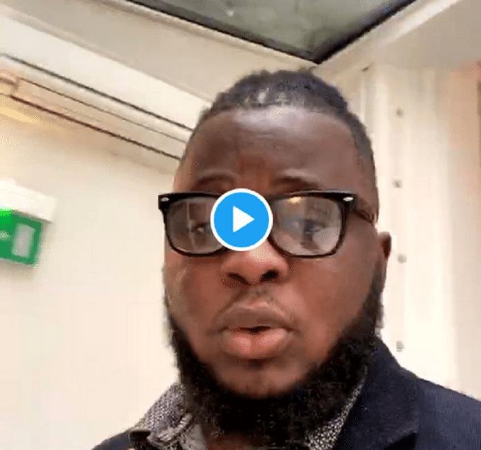 La Ligue de Défense Noire Africaine s'introduit dans les locaux de Valeurs Actuelles - VIDEO