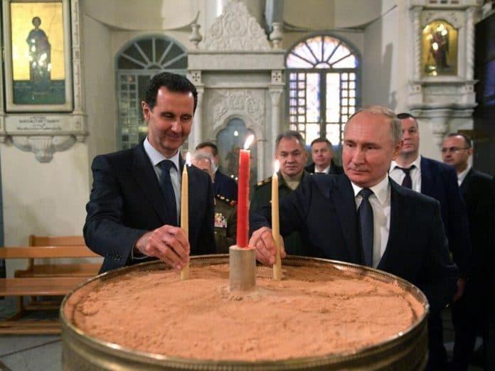 La Syrie va construire une réplique de la basilique Sainte-Sophie avec l'aide de la Russie
