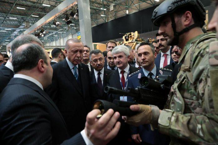 La Turquie abattra les avions des Emirats arabes unis en cas de violation de la souveraineté turque