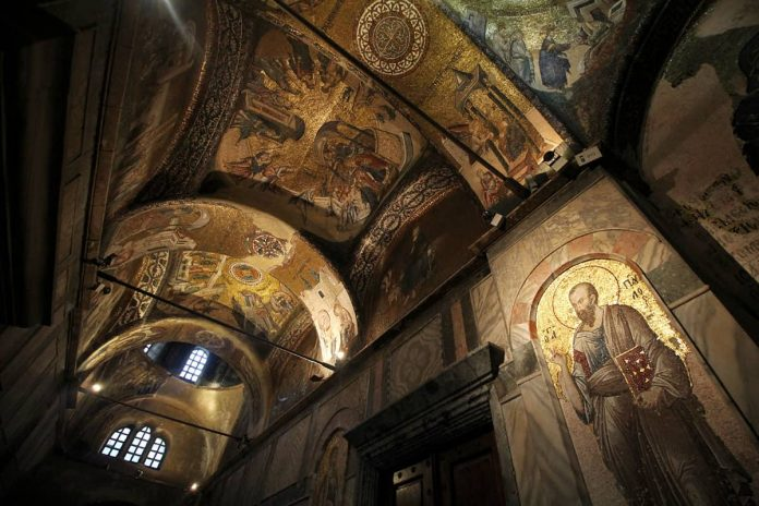 La Turquie transforme une autre ancienne église byzantine en mosquée