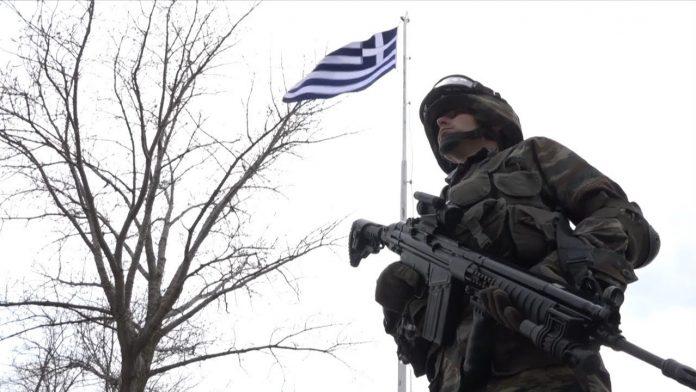 L'armée grecque en état d'alerte face aux mouvements militaires de la Turquie en Méditerranée