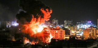 L'armée israélienne attaque des cibles du Hamas à Gaza