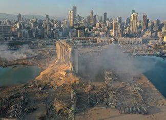 L'explosion de Beyrouth laisse jusqu'à 300.000 personnes sans-domicile, les dégâts touchent la moitié de la ville