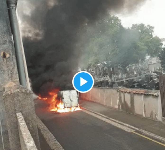 Lyon : Braquage record de 9 millions d'euros, les voleurs toujours en fuite