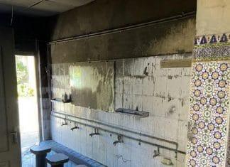 Lyon : La mosquée Omar incendiée, la piste criminelle est privilégiée