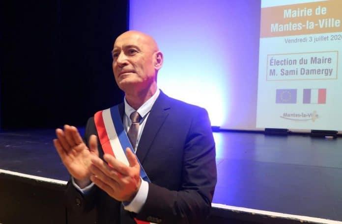 Mantes-la-Ville - le maire Sami Damergy taclé par le PS pour avoir souhaité un bon Aïd aux musulmans2