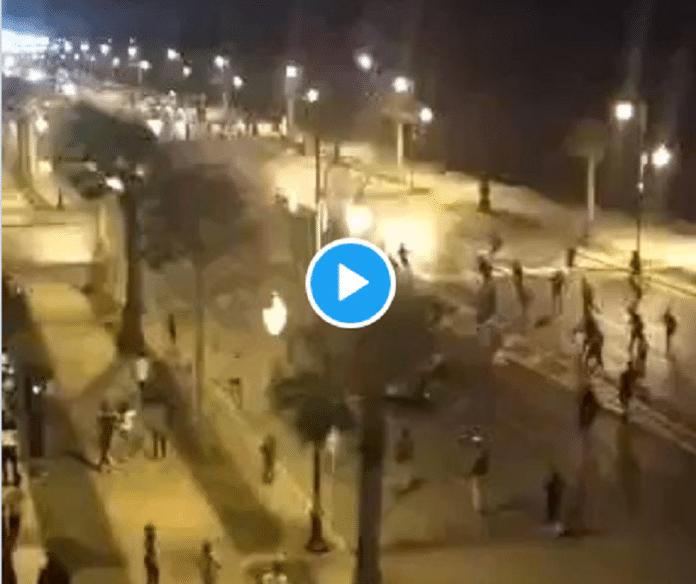 Maroc : Affrontements entre policiers et riverains lors de la fête de 'Achoura - VIDEO